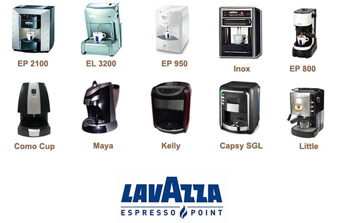 macchine compatibili Lavazza Espresso Point