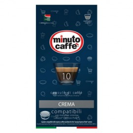 10 Capsule compatibili Lavazza Espresso Point Crema