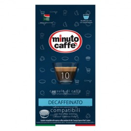 10 Capsule compatibili Lavazza Espresso Point Decaffeinato