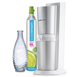 Gasatore Sodastream Crystal Shiny White